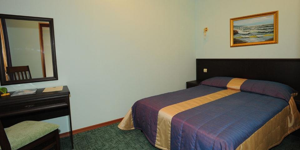 Номер 215 Спальня. Тип номера - ЛЮКС